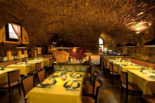 Il ristorante Bormio Al Filò