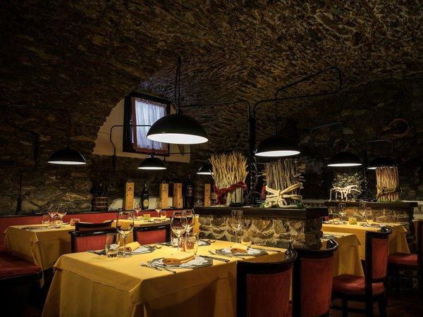 The restaurant Bormio Al Filò