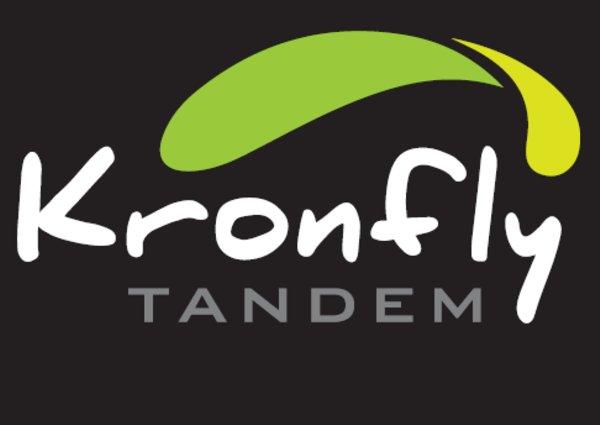 Logo Parapendio biposto Kronfly