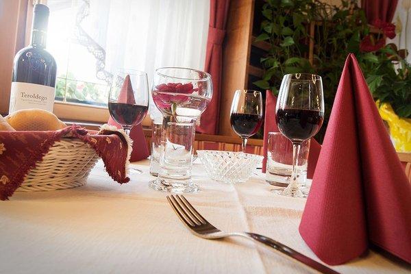Il ristorante San Sebastiano (Folgaria) Due Spade