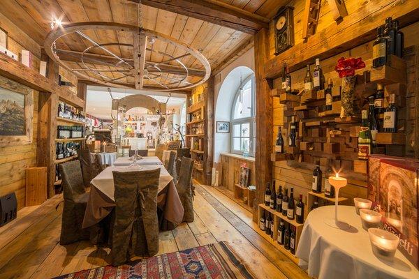 Il ristorante Costa (Folgaria) Alpen Hotel Eghel