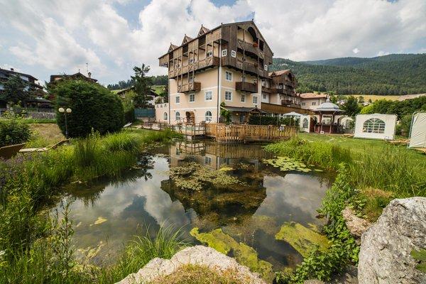 Foto estiva di presentazione Alpen Hotel Eghel - Hotel 3 stelle sup.