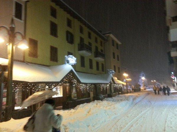 Foto invernale di presentazione Antico Albergo Stella d'Italia - Hotel 3 stelle