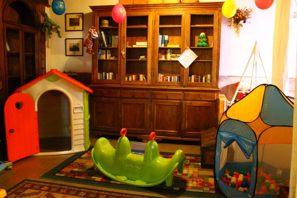 The children's play room Club Hotel Alpino