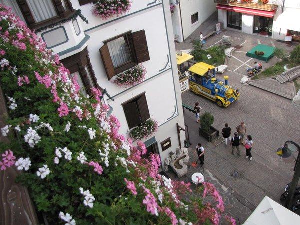 Foto Außenansicht im Sommer Club Hotel Alpino