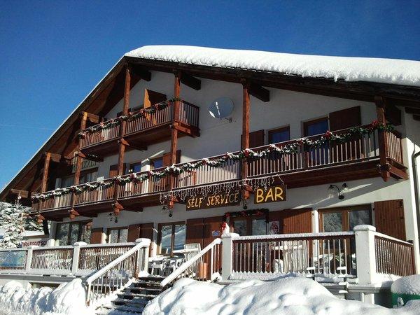 Foto invernale di presentazione Grizzly - Hotel 3 stelle