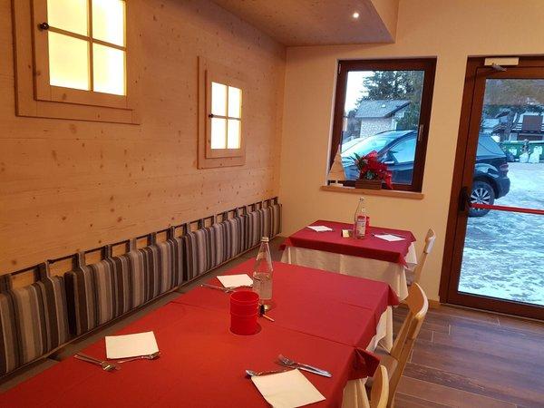 Das Restaurant Serrada (Folgaria) Martinella