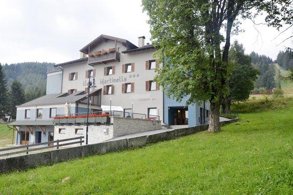 Foto estiva di presentazione Hotel Martinella