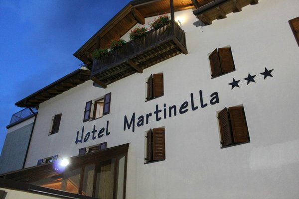 Foto Außenansicht Hotel Martinella