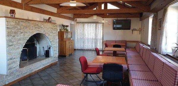 Die Gemeinschaftsräume Hotel Martinella
