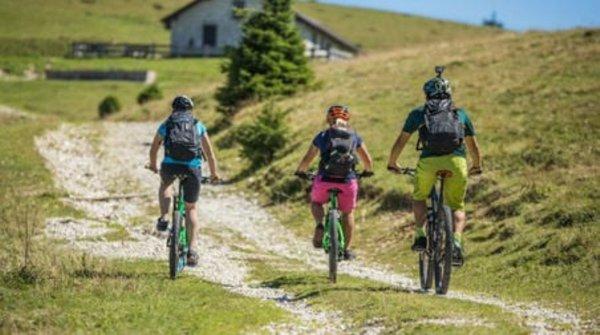 Sommeraktivitäten Alpe Cimbra - Folgaria und Umgebung