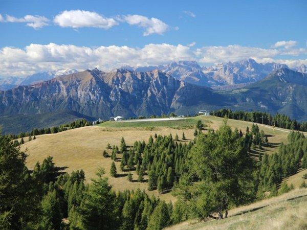 Bildergalerie Alpe Cimbra - Folgaria und Umgebung Sommer
