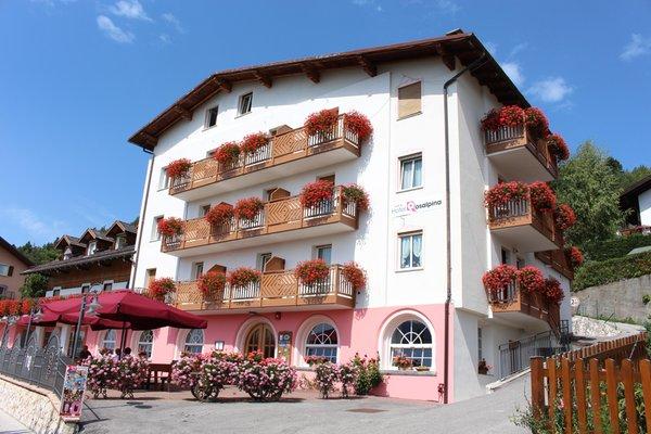 Foto estiva di presentazione Hotel Rosalpina