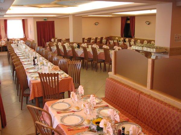 Il ristorante Folgaria Rosalpina