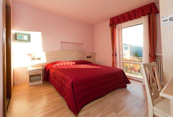 Foto della camera Hotel Rosalpina