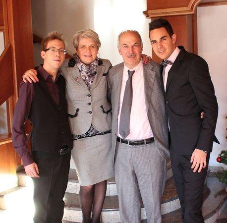 Foto dei gestori