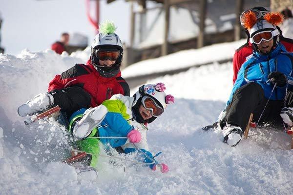 Attività invernali Alpe Cimbra - Folgaria e dintorni