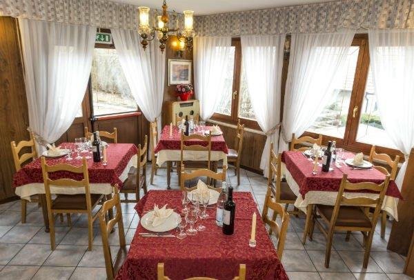 Il ristorante Carbonare (Folgaria) Trentino
