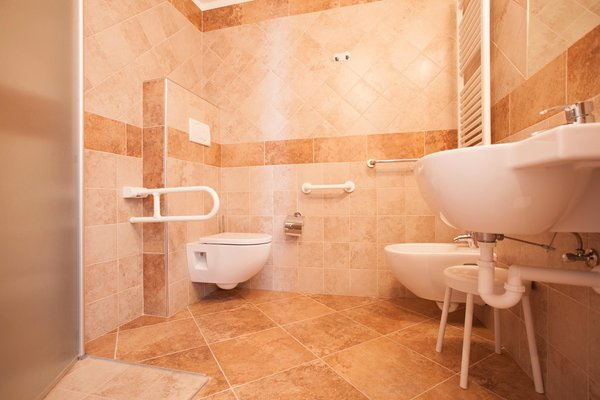 Photo of the bathroom Hotel Vittoria