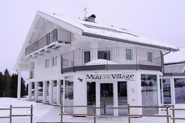 Foto invernale di presentazione Muu Village - Garni-Hotel + Appartamenti 3 stelle