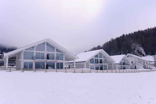 Foto esterno in inverno Muu Village