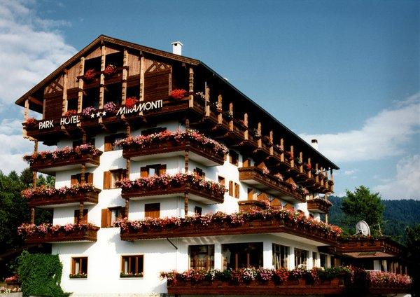 Foto estiva di presentazione Park Hotel Miramonti - Hotel 3 stelle