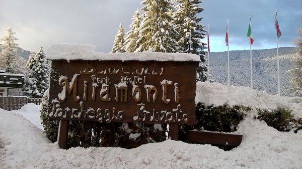 Foto di alcuni dettagli Park Hotel Miramonti