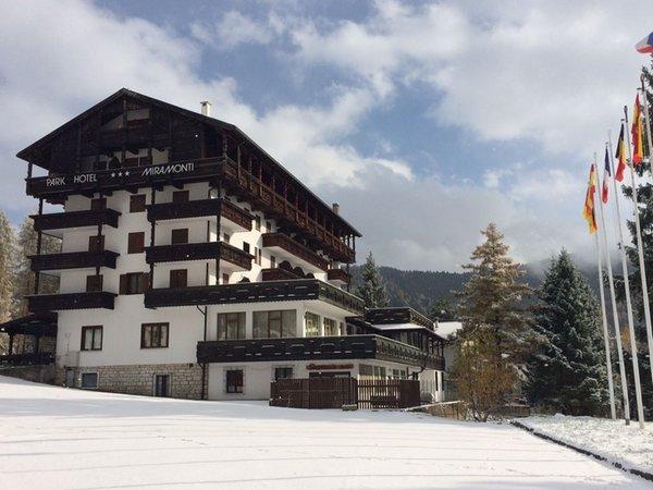 Foto invernale di presentazione Park Hotel Miramonti - Hotel 3 stelle