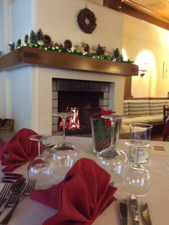 Il ristorante Folgaria Park Hotel Miramonti