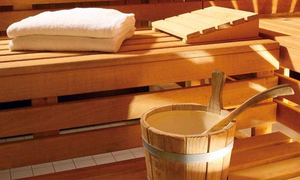 Foto della sauna Folgaria