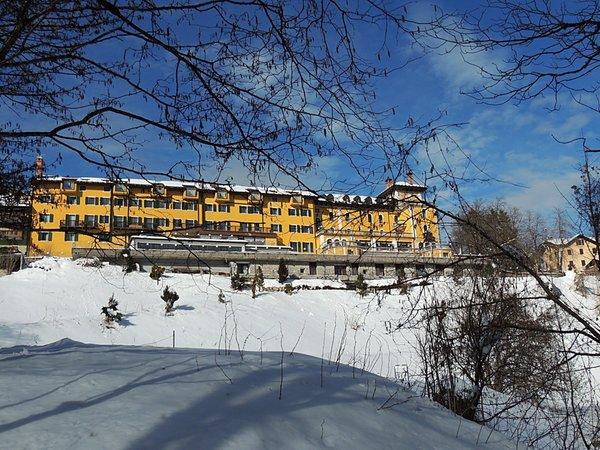 Foto invernale di presentazione Grand Hotel Astoria