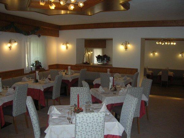 Il ristorante Chiesa (Lavarone) Bertoldi