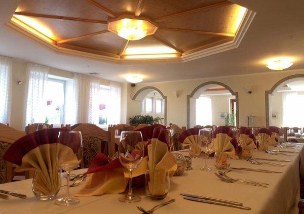 Il ristorante Chiesa (Lavarone) Al Lago