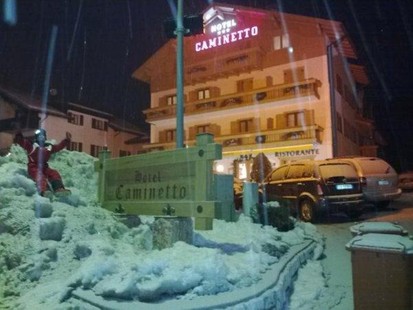 Foto invernale di presentazione Caminetto Mountain Resort