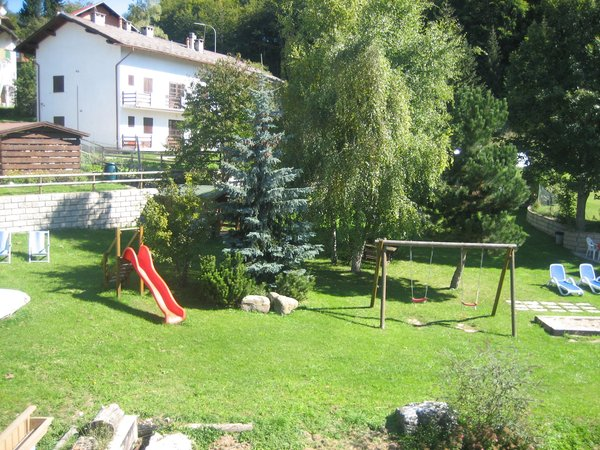 Foto del giardino Bertoldi (Lavarone)