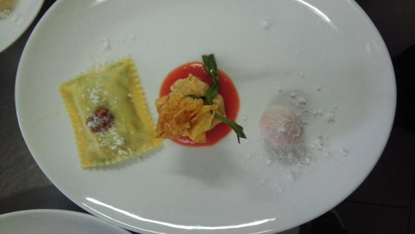 Recipes and gourmet-dishes Caminetto