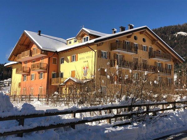 Foto invernale di presentazione Residence Stella