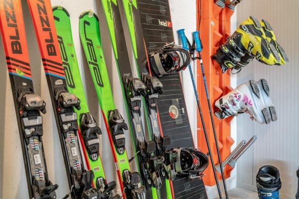 La skiroom Residence Stella