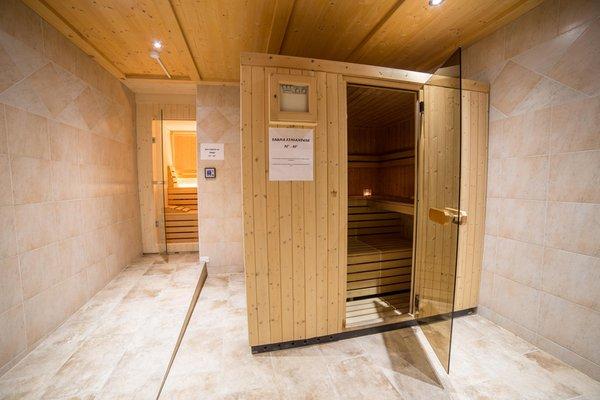 Foto della sauna Serrada