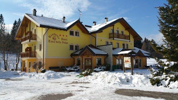 Winter Präsentationsbild Tana della Volpe - Residence 3 Sterne