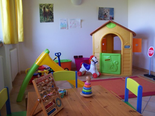 Das Kinderspielzimmer Residence Tana della Volpe