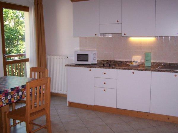 Foto der Küche Tana della Volpe