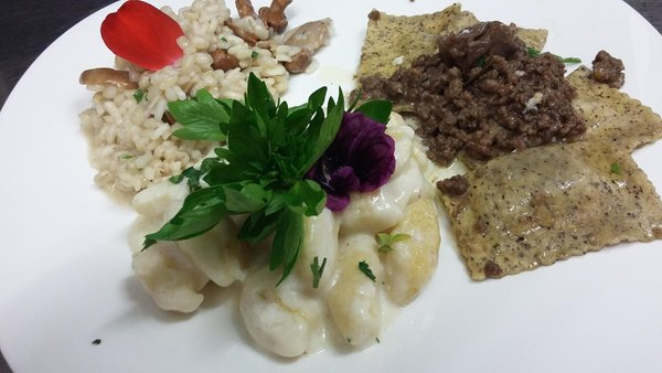 Recipes and gourmet-dishes Galeno