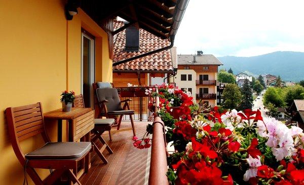 Foto del balcone Gorga Valeria