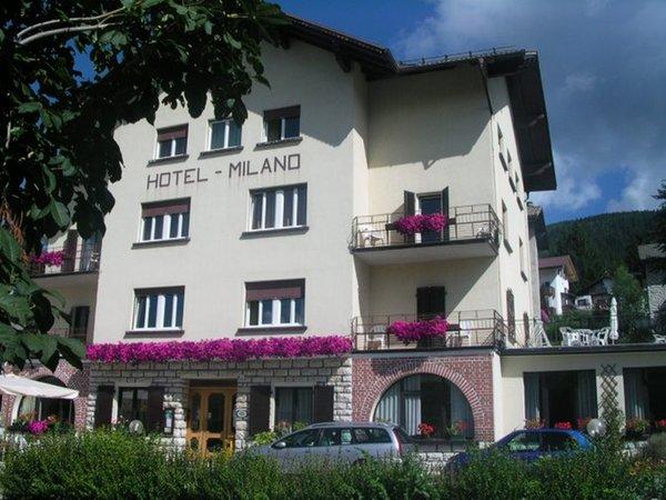 Hotel milano folgaria folgaria e dintorni