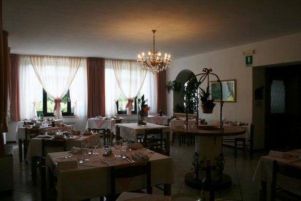 Il ristorante Folgaria Milano