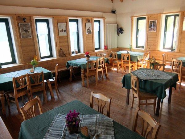 Presentation Photo Farm Restaurant Malga Vallorsara