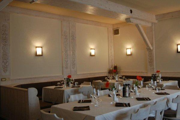 Il ristorante Folgaria Maso Mittereck