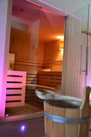 Foto della sauna Chiesa
