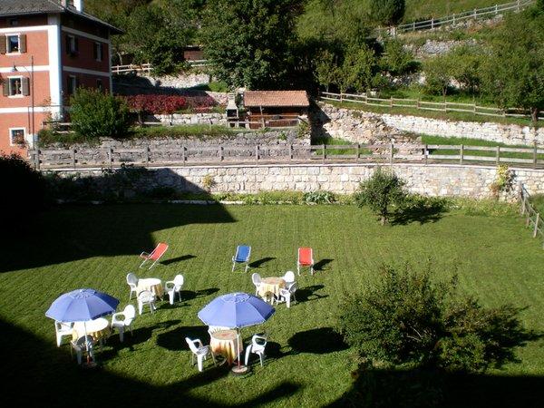 Foto del giardino Gionghi (Lavarone)
